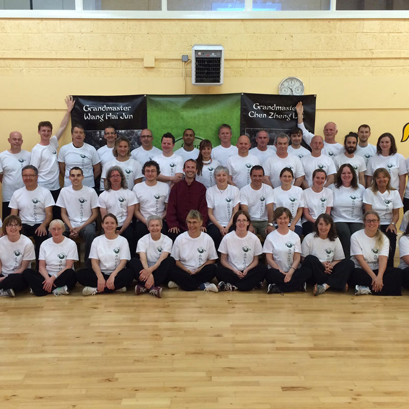 irish Tai Chi classes